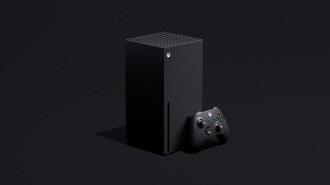 Xbox Series X©Microsoft Xbox