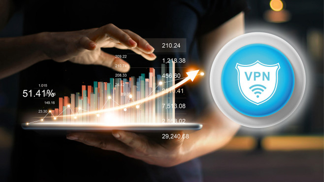 Covid-19: Nutzung von VPN stark angestiegen Seit dem Ausbruch von Covid-19 ist die Nutzung von VPN stark angestiegen.©iStock.com/Mingirov, iStock.com/ipopba