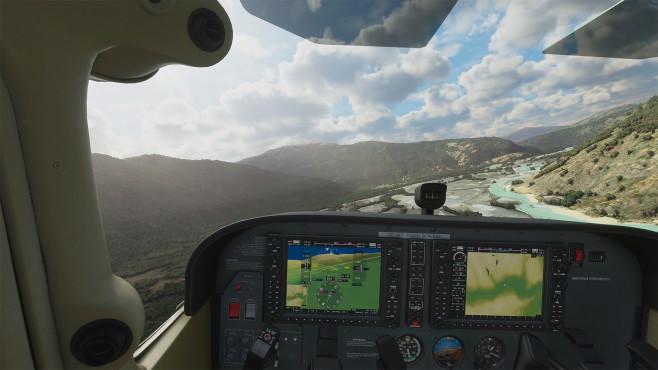 Microsoft Flight Simulator©Microsoft Xbox