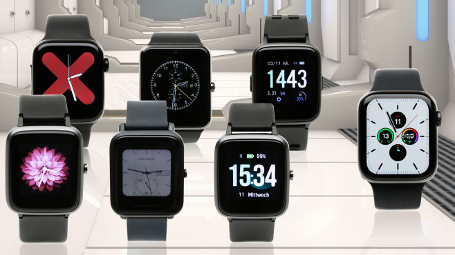 Apple Watch Kopie©Apple, COMPUTER BILD, iStock.com/mik38