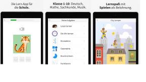 Anton: Lernen – Grundschule bis Gymnasium (Android-App)