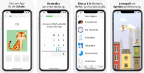 Anton: Schule & Lernen (App für iPhone & iPad)