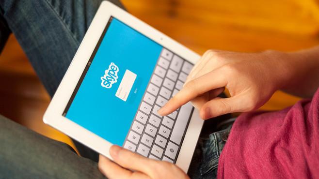 Skype©iStock.com/Erikona