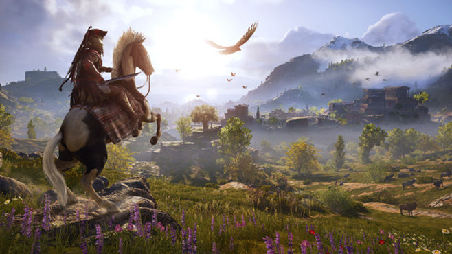 Assassin's Creed – Odyssey©Ubisoft