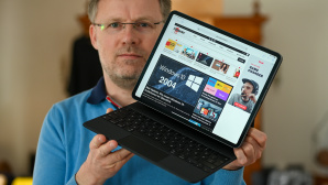 iPad Pro mit Magic Keyboard © COMPUTER BILD