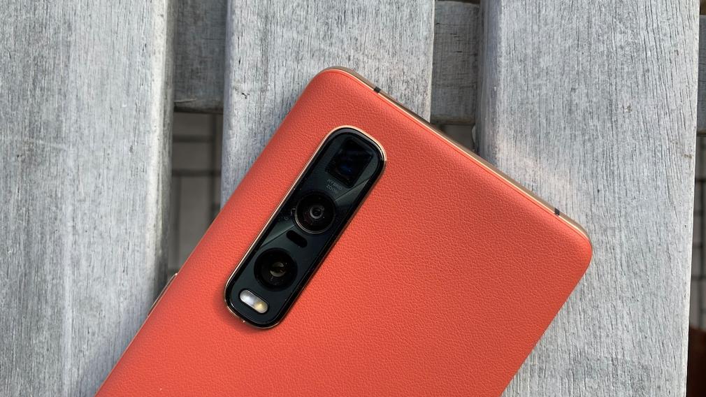Oppo Find X2 Pro Kameras