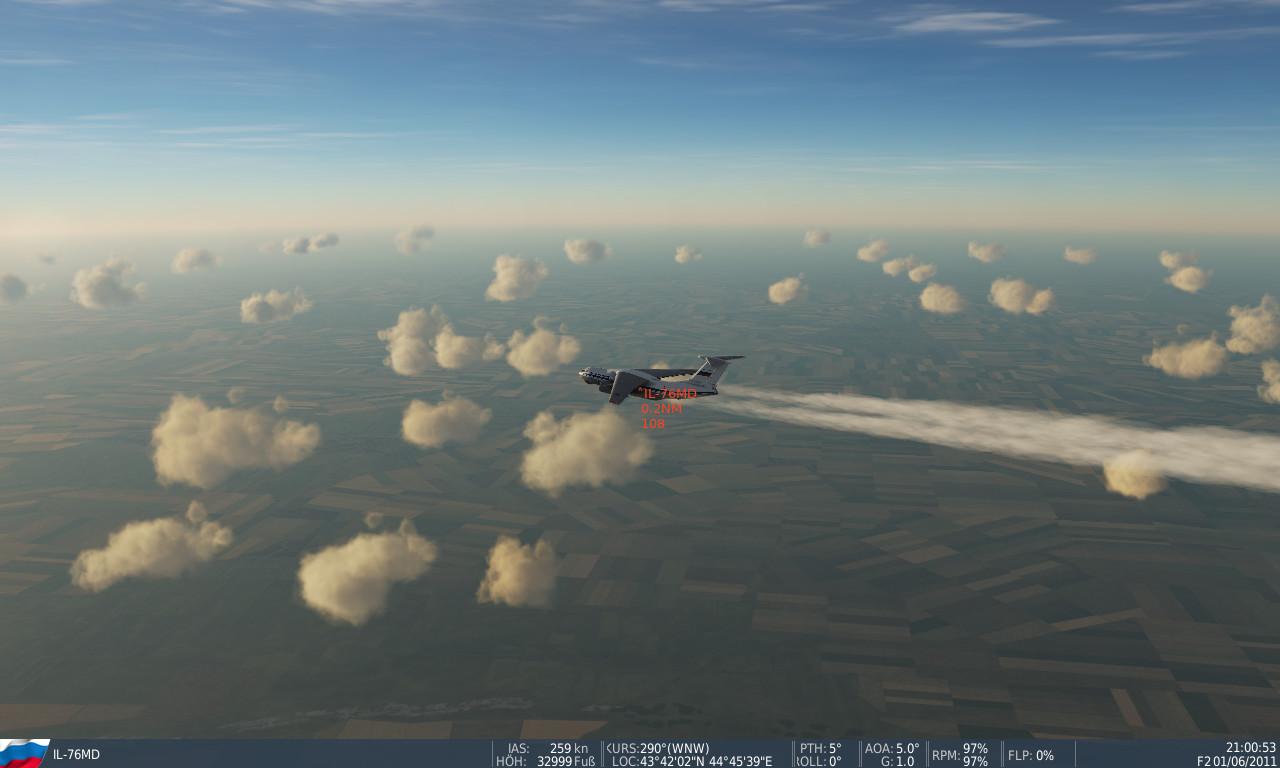 Screenshot 1 - Digital Combat Simulator World