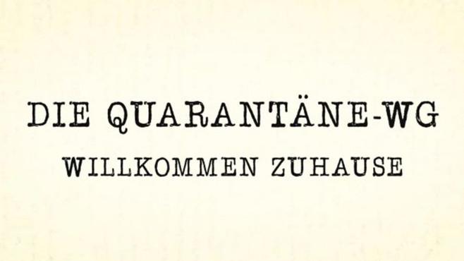 Quarantäne-Wohngemeinschaft©RTL