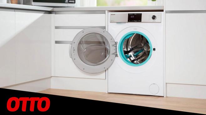 Waschtrockner bei Otto: Sharp zum sauberen Preis©Otto, Sharp