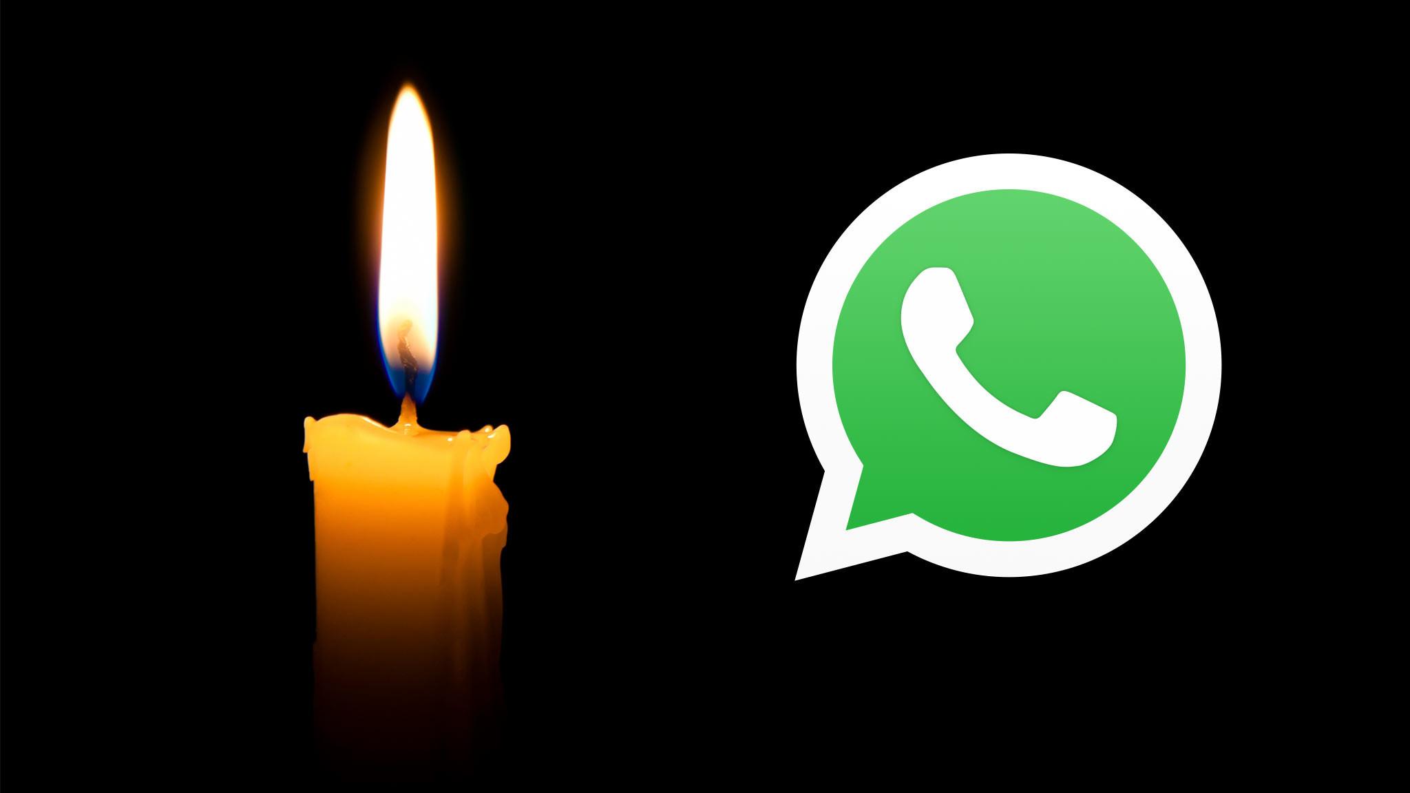 Kerze Für Corona Whatsapp