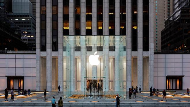 Apple Store New York©Apple