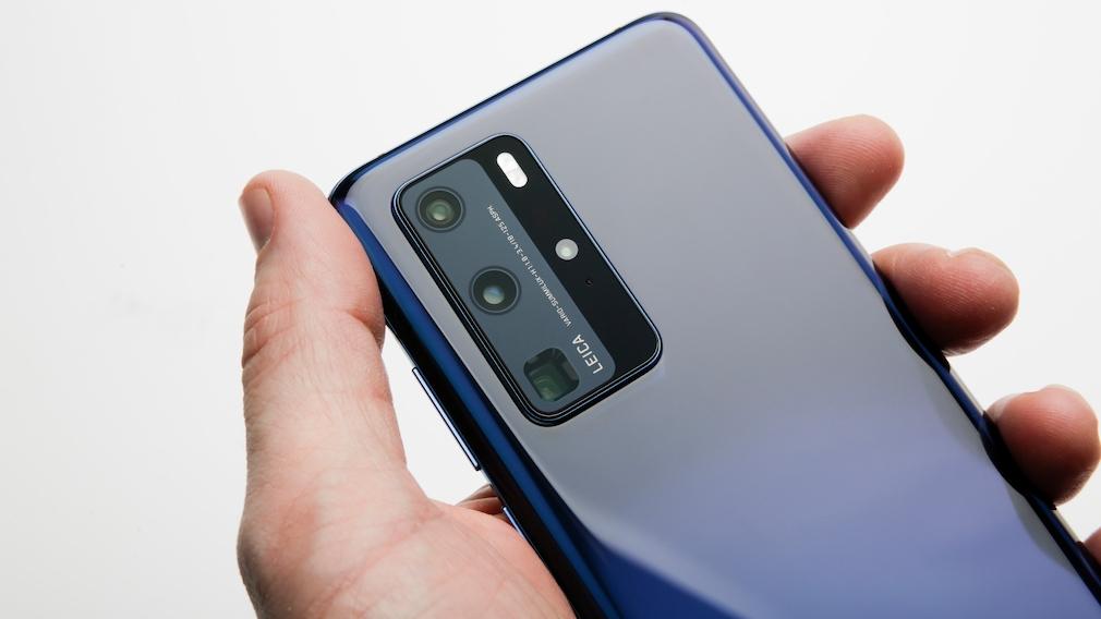 Huawei P40 Pro im Test