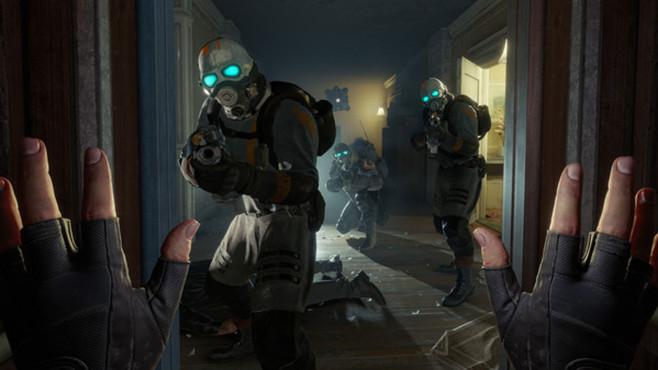 Half-Life – Alyx©Valve