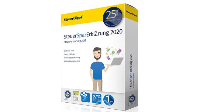 SteuerSparErklärung 2020©Akademische Arbeitsgemeinschaft