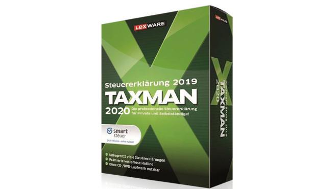Taxman 2020©Lexware