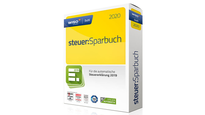 WISO Steuersparbuch 2020 © Buhl