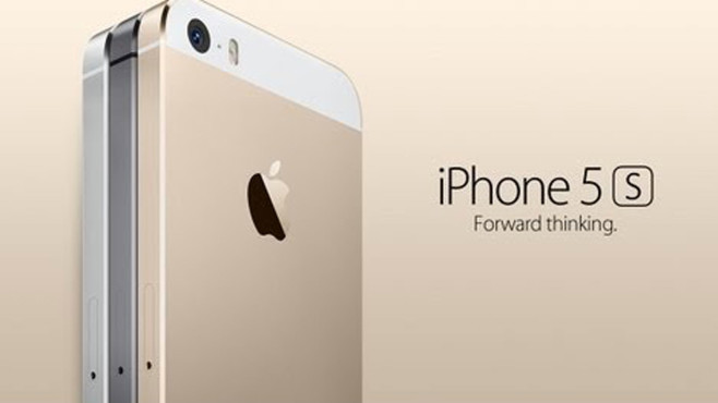Apple: iPhone 5s©Apple