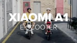 6.000 Euro Preisunterschied: Xiaomi-Roller besser als E-Vespa? Nicht besonders schön, dafür aber besonders günstig ist der Xiaomi A1.©XIAOMI LIFE