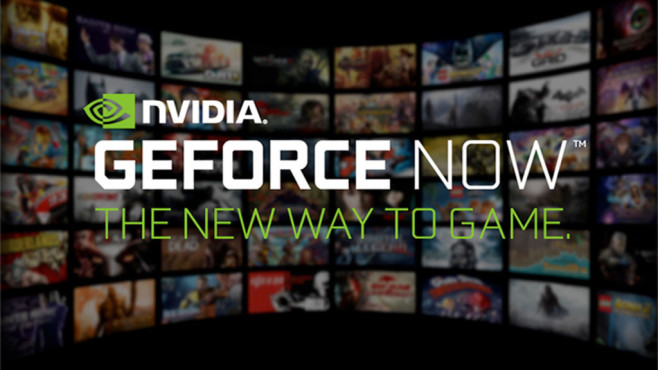Geforce Now©Nvidia