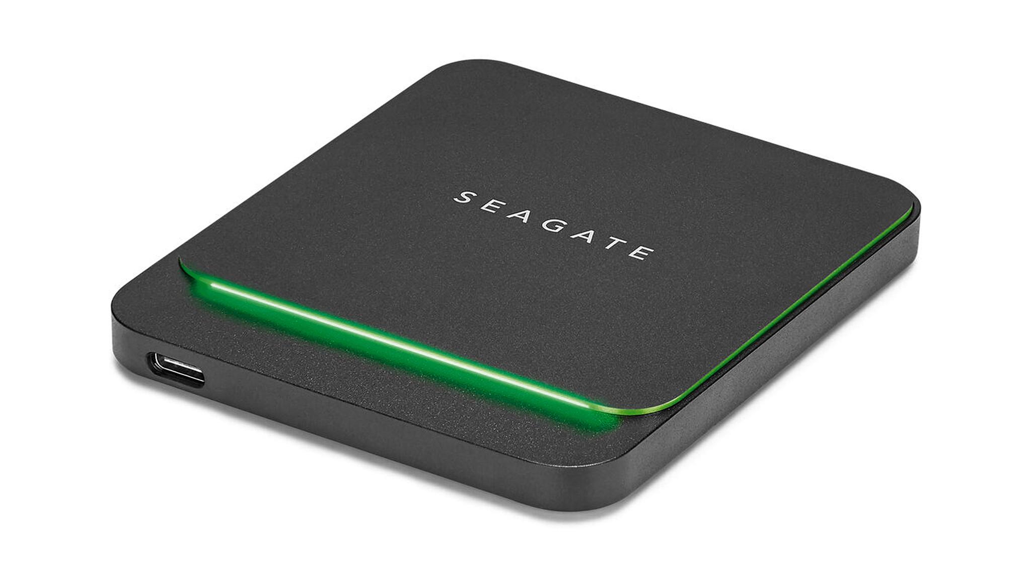 Seagate Barracuda Fast SSD©Seagate