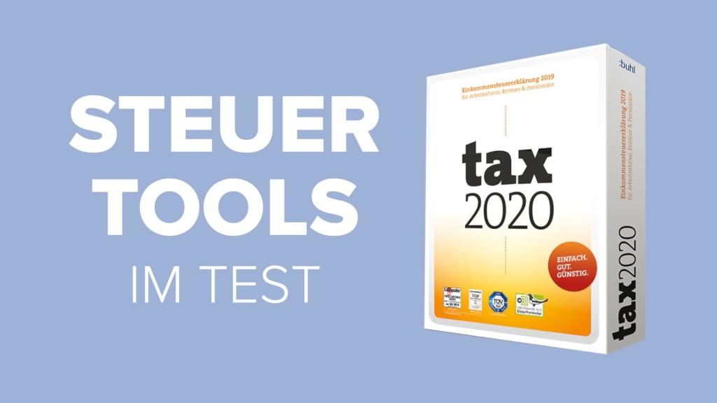 Die Besten Steuerprogramme