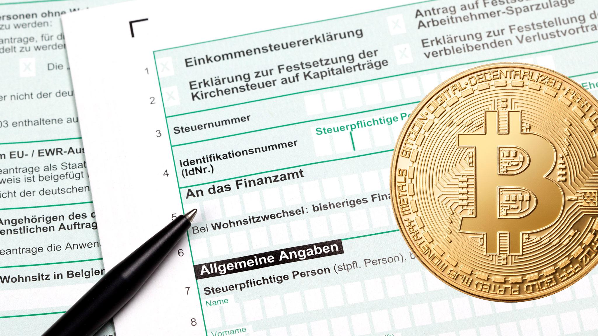 Bitcoin AbgeltungГџteuer