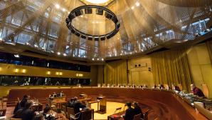 Gerichtssaal EuGH©Europ�ischer Gerichtshof