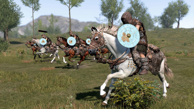 Mount & Blade 2 – Bannerlord©TaleWorlds Entertainment