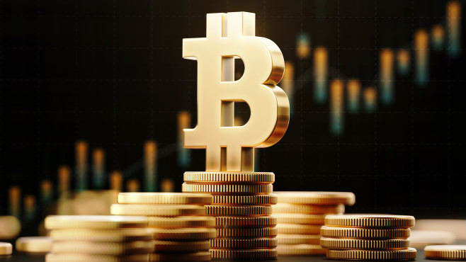 Bitcoin©iStock.com/MicroStockHub