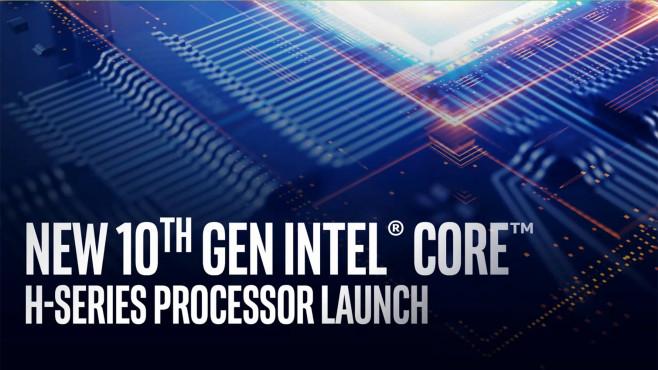 Intel Comet-Lake-H-Prozessoren©Intel