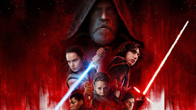 Star Wars©2017 Lucasfilm Ltd., All Rights Reserved.