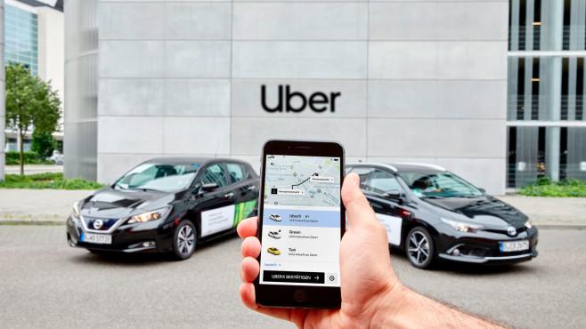 Uber Hamburg©Uber