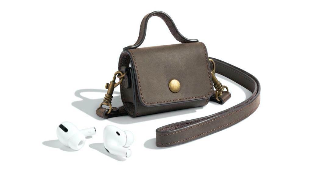 Kein Aprilscherz: Mini-Handtasche für Apple AirPods