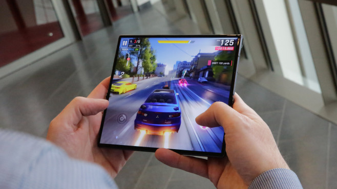Huawei Mate X vs Mate Xs©COMPUTER BILD