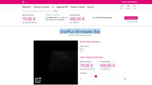 Telekom OnePlus Blind Box©Telekom