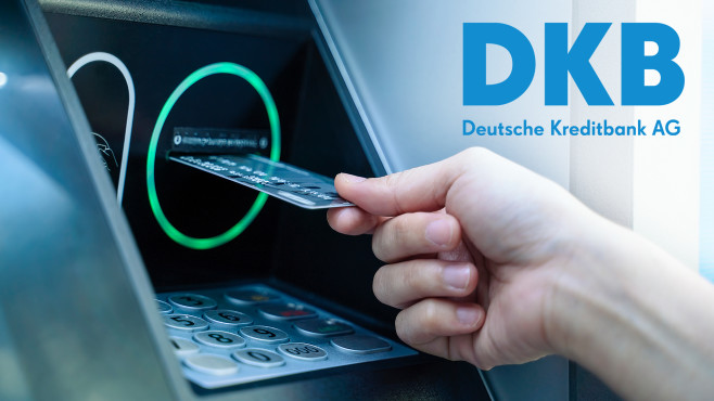 DKB Visa-Karte©iStock.com/Enes Evren