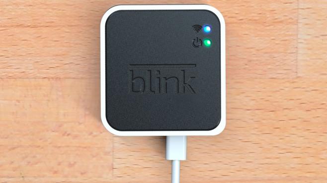 Blink Sync-Modul 2 in der Nahaufnahme©Amazon