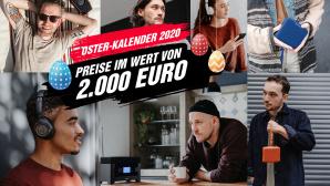 Gewinnspiel: Räumen Sie Preise im Wert von 2.000 Euro ab! Der COMPUTER BILD-Osterkalender 2019©COMPUTER BILD, Teufel