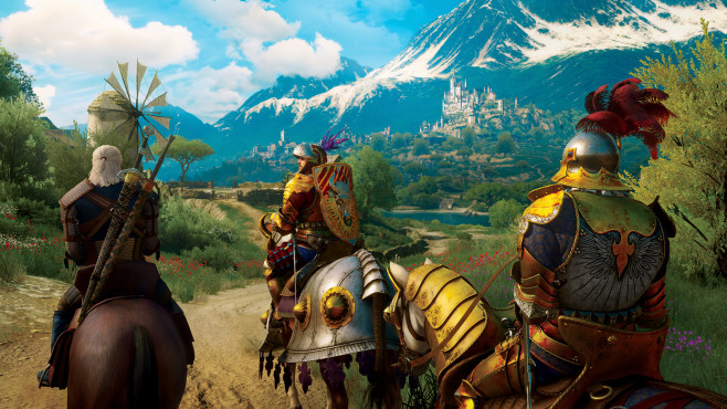 The Witcher 3©The Witcher 3
