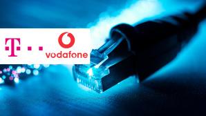 DSL-Kabel-Tempo nach Corona©iStock.com/deepblue4you, Vodafone, Telekom