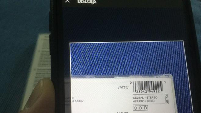 Discogs-Scanner©COMPUTER BILD