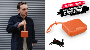 Teufel Boomster Go orange©Teufel