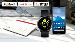 Amazon, Media Markt, Saturn: Die Top-Deals des Tages! © Media Markt, Saturn, Amazon, Samsung, Nokia, HMD Global, AVM, iStock.com/Artjafara