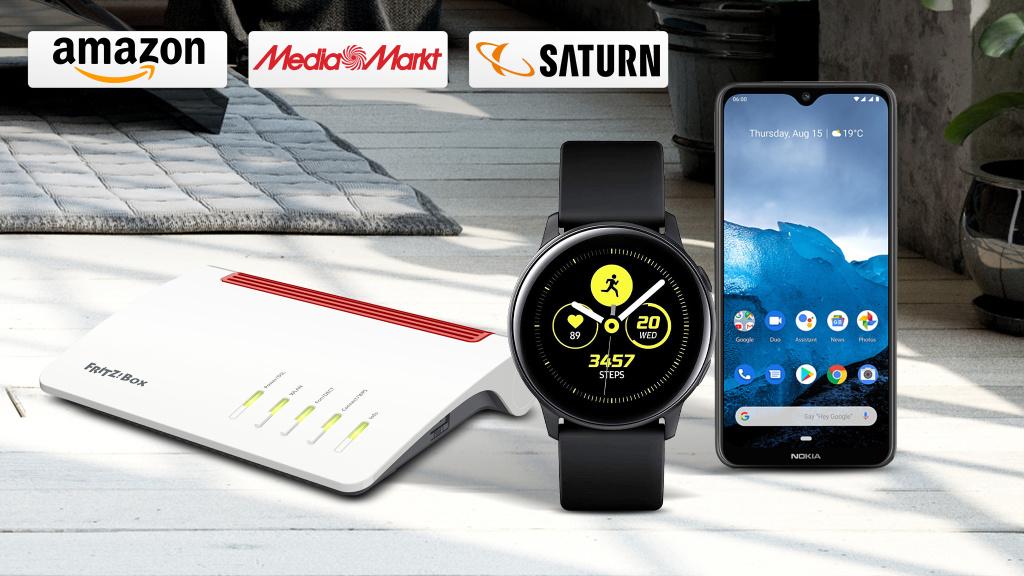 Amazon, Media Markt, Saturn: Das sind die heutigen Top-Deals