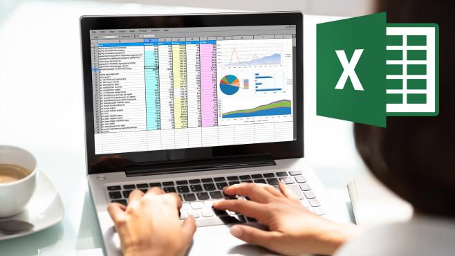 Microsoft Excel©iStock.com/AndreyPopov, Microsoft