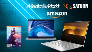 Amazon, Media Markt, Saturn: Die Top-Deals des Tages!©Amazon, Media Markt, Saturn, Apple, HP, EA, iStock.com/eugenesergeev