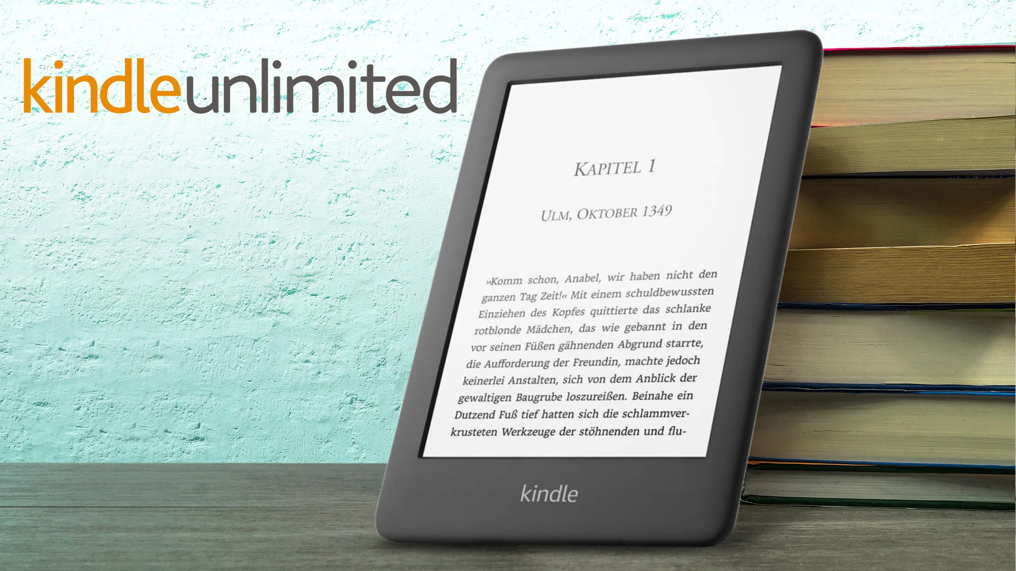 Amazon Kindle Unlimited: 2 Monate kostenlos nutzen ...