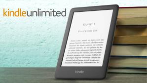 Amazon Kindle Unlimited©Amazon, iStock.com/Jens Domschky