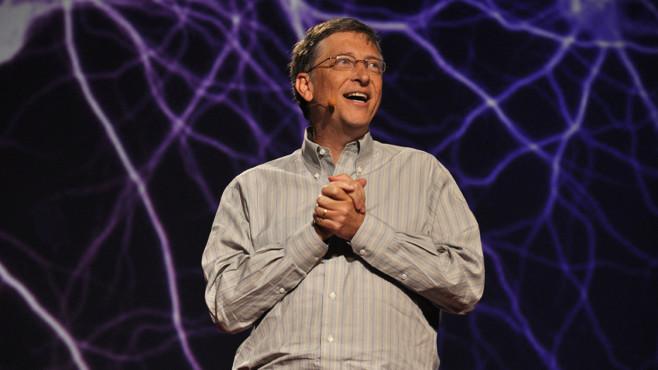Bill Gates©Microsoft