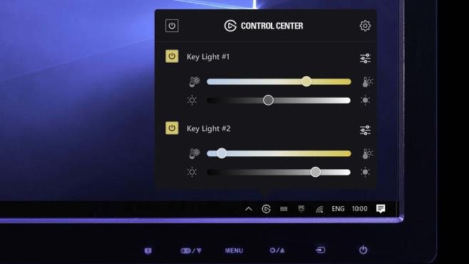 Elegato Key Light: Test©Elgato